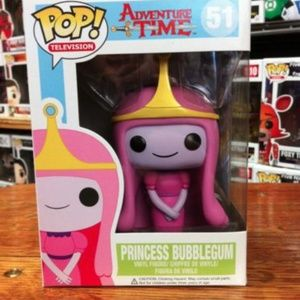 Rare Funco Pop Princess Bubblegum figurine